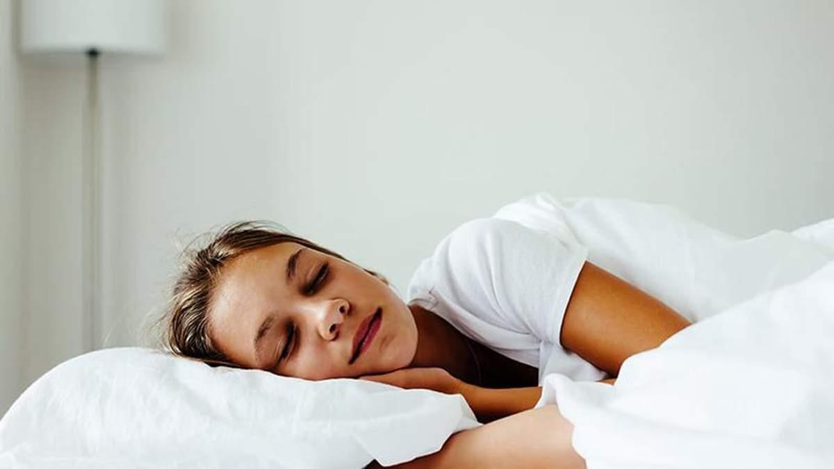 Хороший сон – запорука здоровя