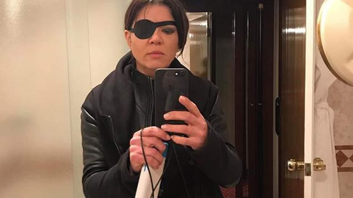 Руслана ледь не втратила зір: співачка розповіла деталі про операцію на оці