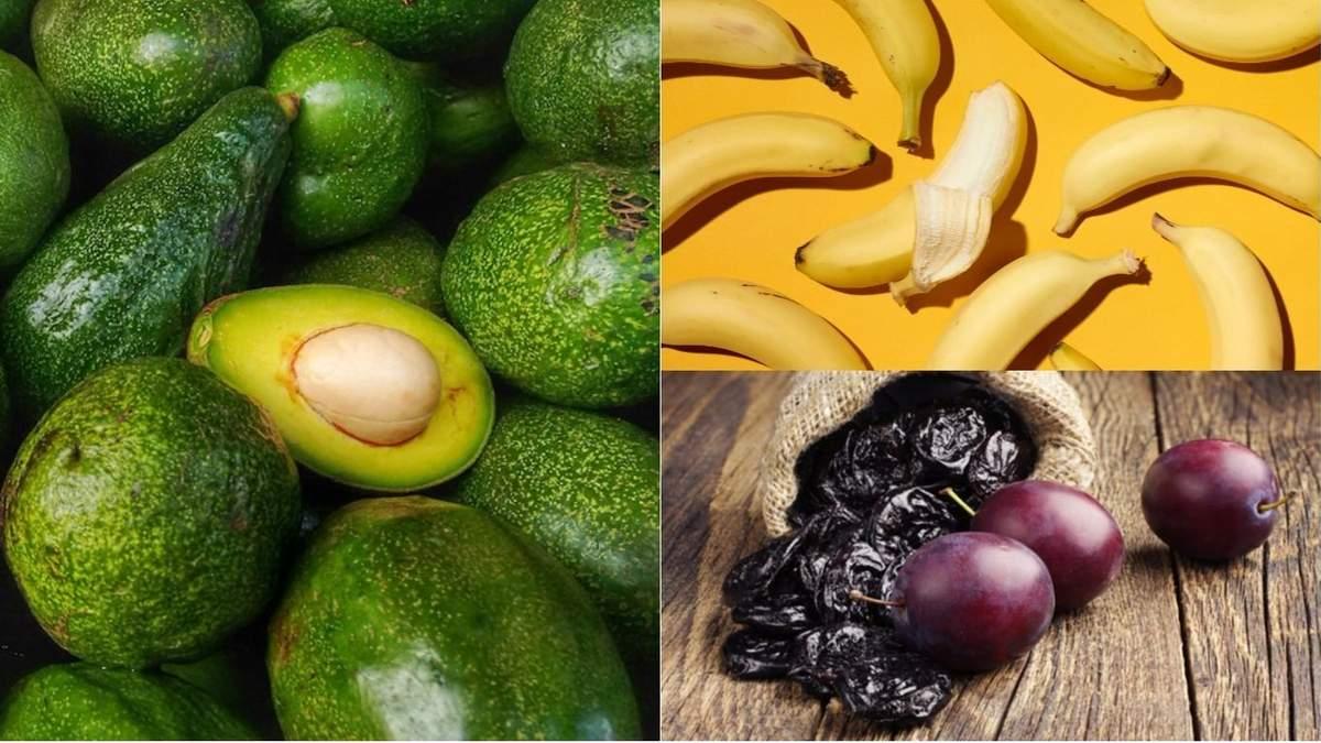 7 фруктов с высокой калорийностью