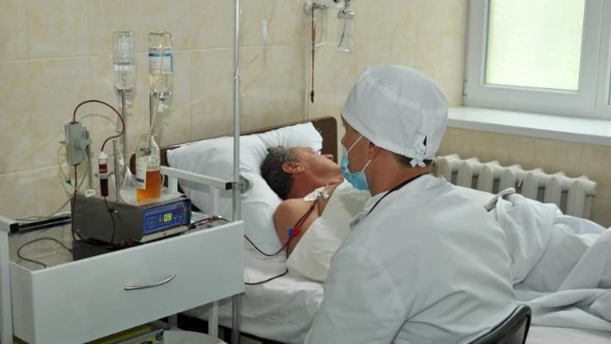 Гепатит А в Миколаєві: діагноз підтвердили у 16 дорослих та дитини