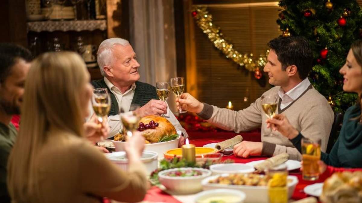 Як не набрати вагу під час різдвяних свят: цінні поради
