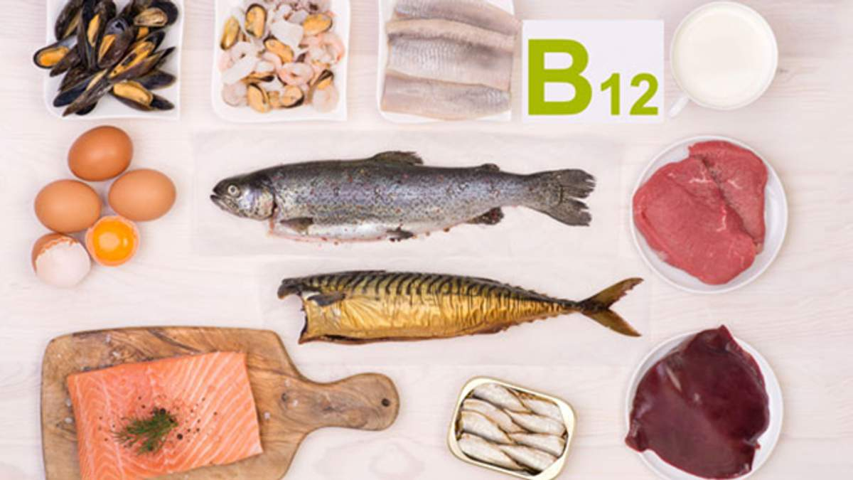 5 симптомов, которые указывают на дефицита витамина B12