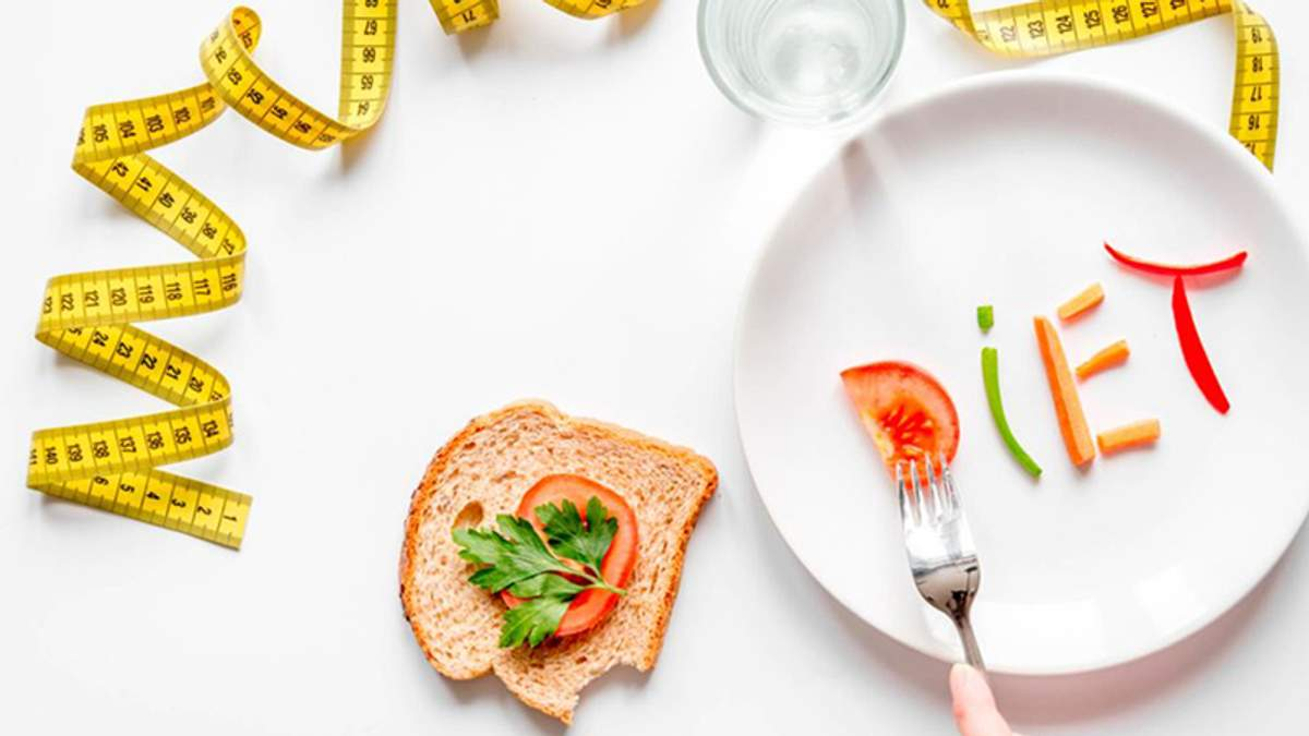 Як схуднути без дієт: поради, які вам допоможуть