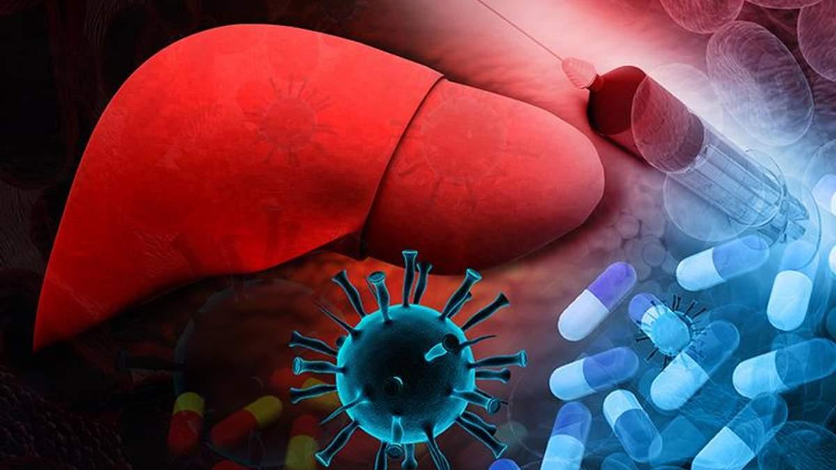 У Миколаєві зросла кількість хворих на гепатит А