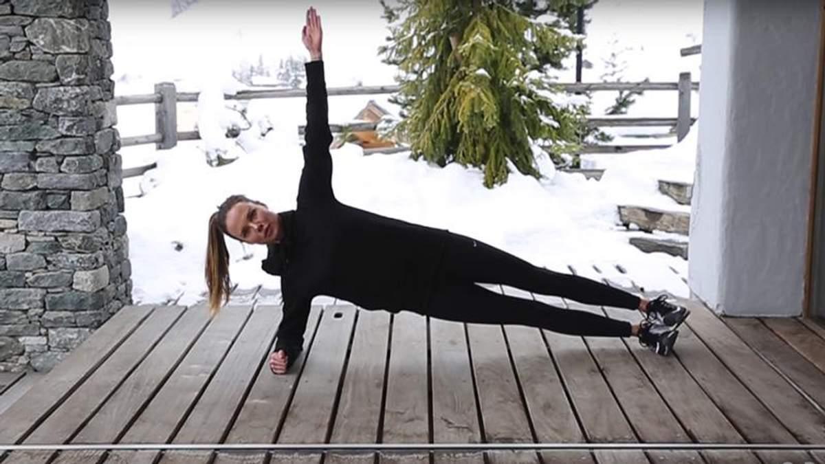 Тренуйся, як модель: відео-вправи від відомого фітнес-тренера, які ви зможете повторити