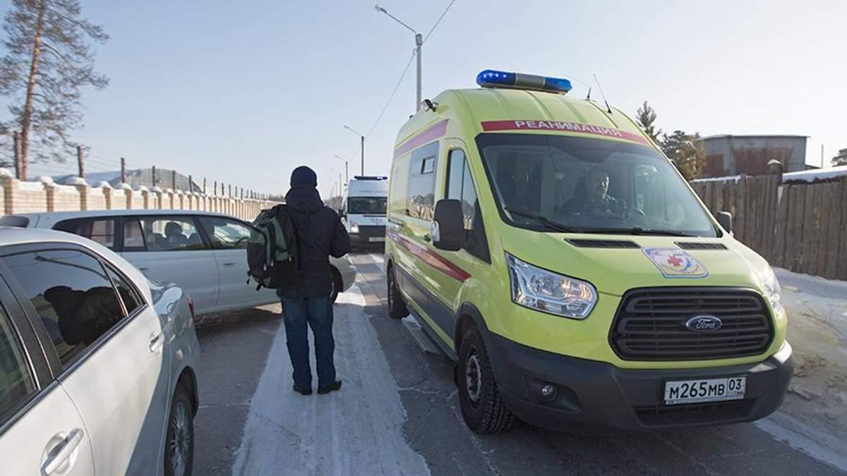 Нападение с топором на школу в Бурятии: пострадавшая ученица впала в кому