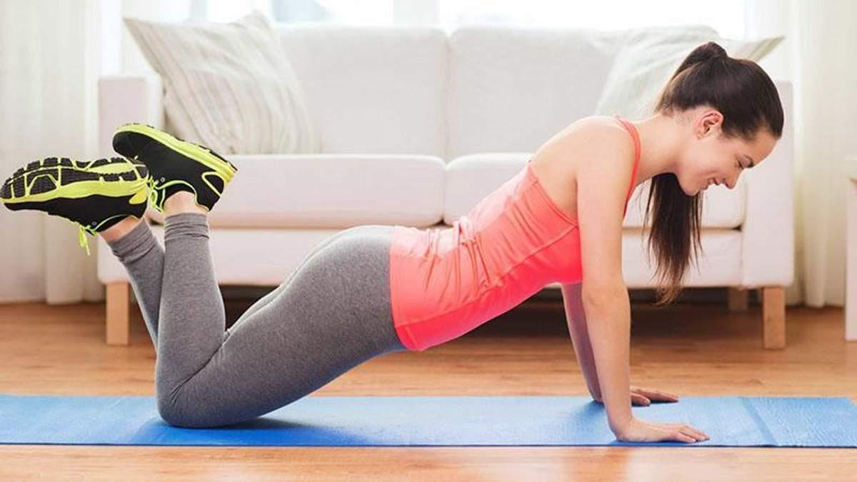 Як правильно займатися спортом вдома: ефективні поради