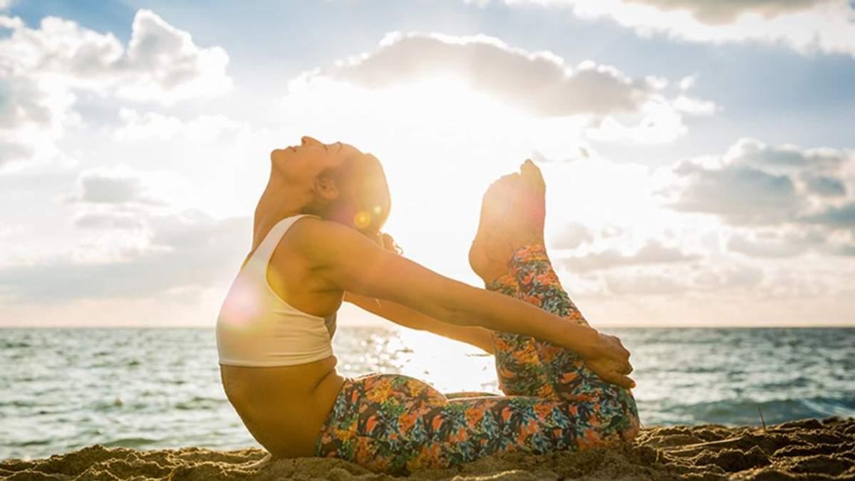 Худнемо за допомогою йоги: 3 ефективних поради фітнес-тренера