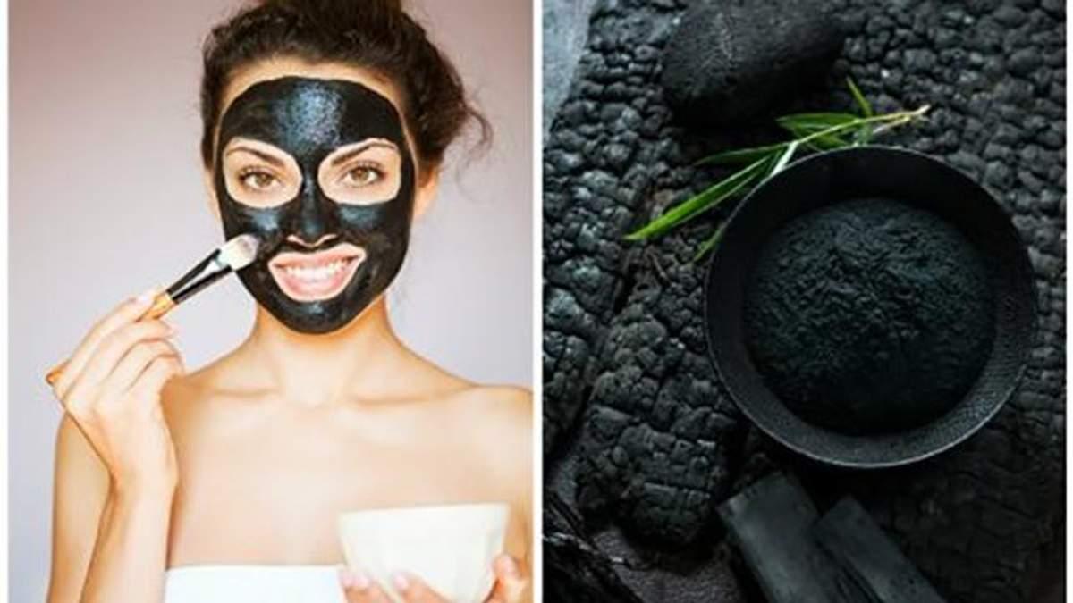 Секреты активированного угля: как делать очищающие маски для лица