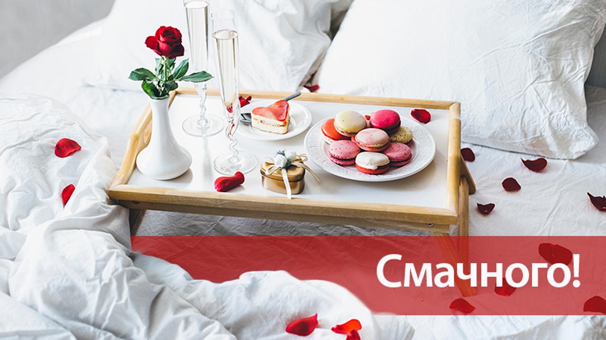Завтрак в постель 14 февраля: рецепты блюд на День Валентина