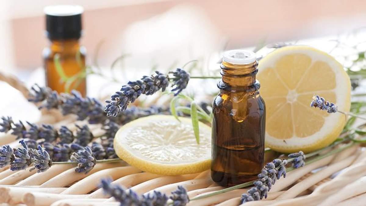 Четыре эфирных масла, которые способствуют похудению