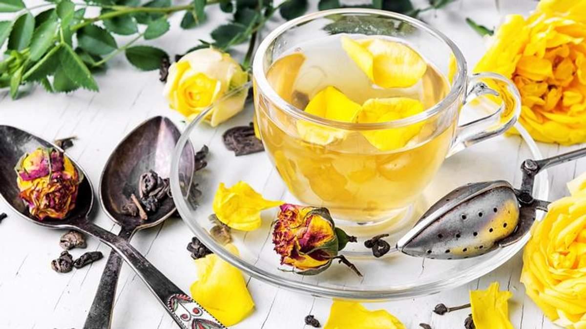Чаи с травами, которые укрепят ваше здоровье: полезный перечень