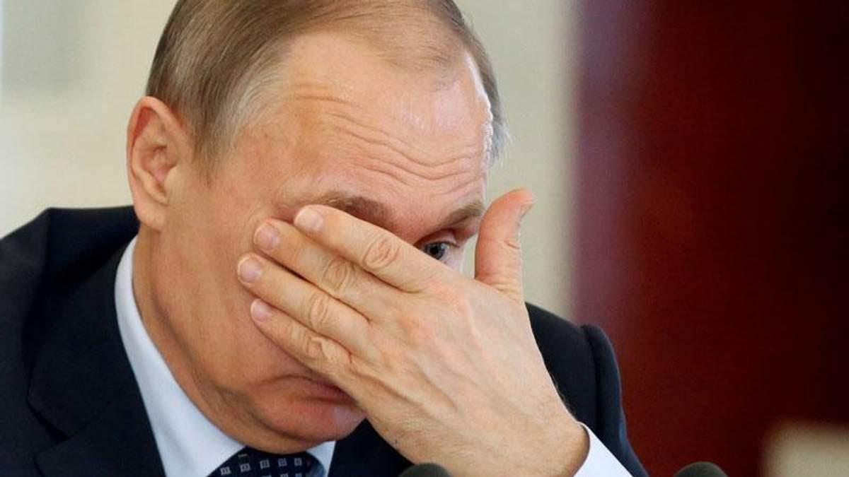 Путін хворий: раптова хвороба Путіна набагато серйозніша