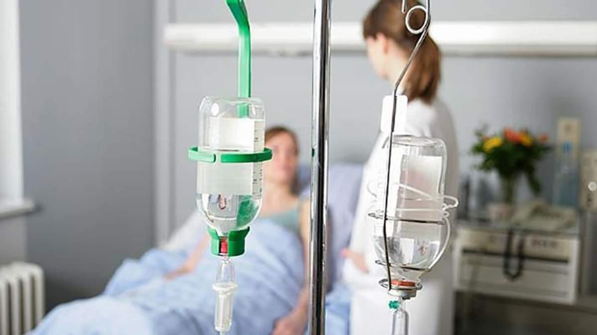 На Харьковщине около полусотни человек заболели гепатитом A