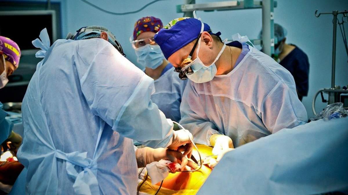 Українська кардіохірургія кидає виклик трансплантації серця