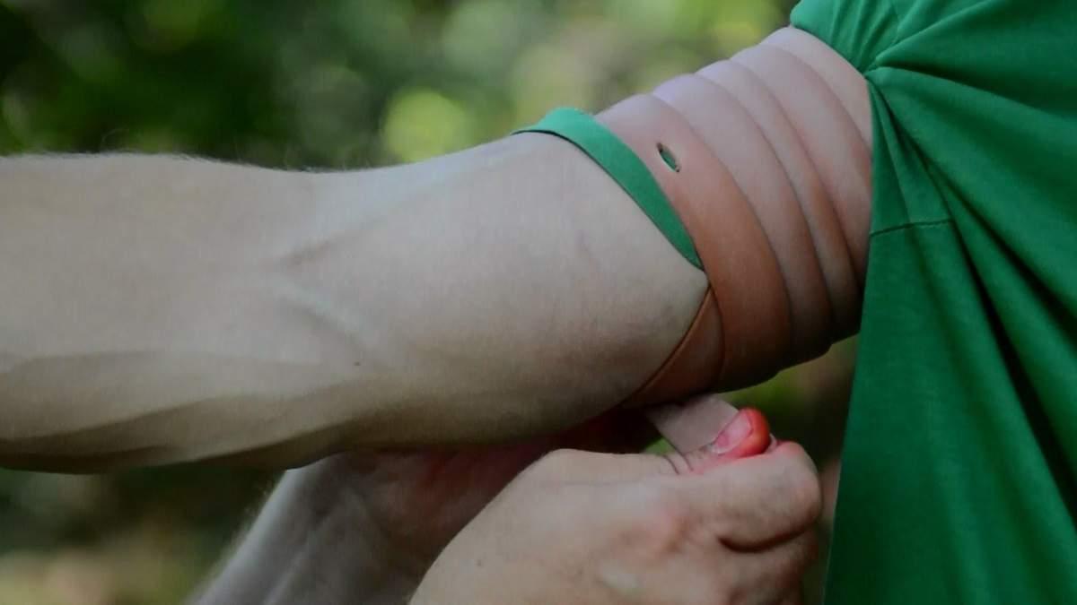 Всесвітній день зупинки кровотечі: в Україні продемонструють вітчизняні муляжі поранень