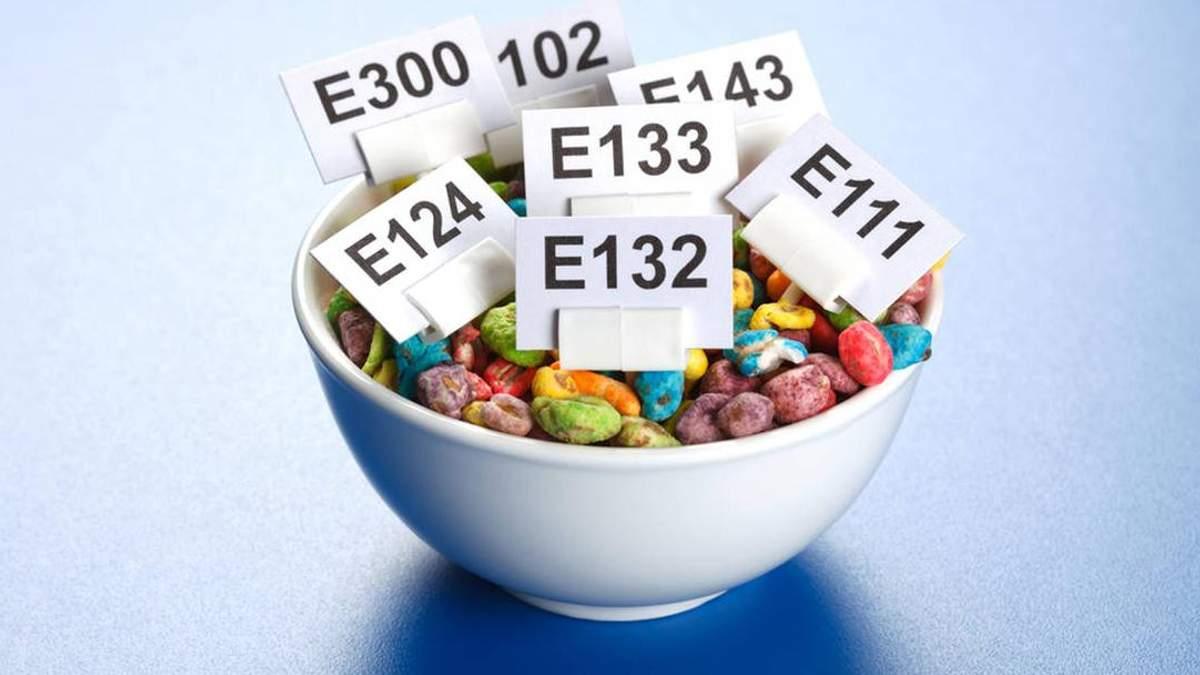 Харчові додатки