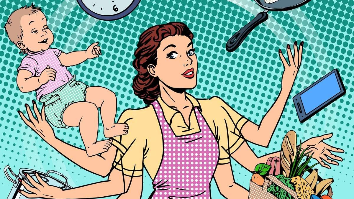 7 порад як встигати все в декреті, або Тайм-менеджмент для мам
