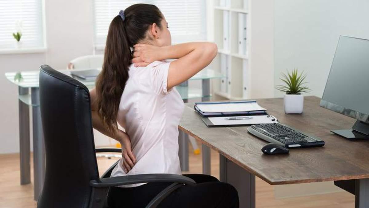 Як позбутися болю у спині та суглобах