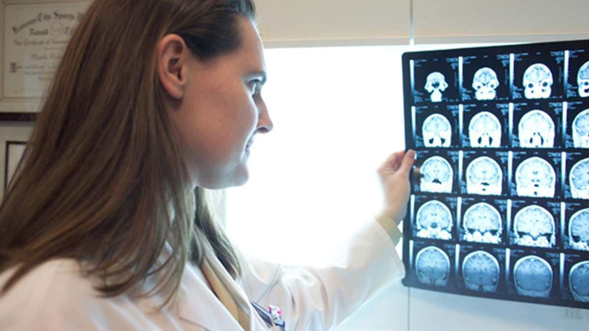 Что происходит с человеком во время сотрясения мозга