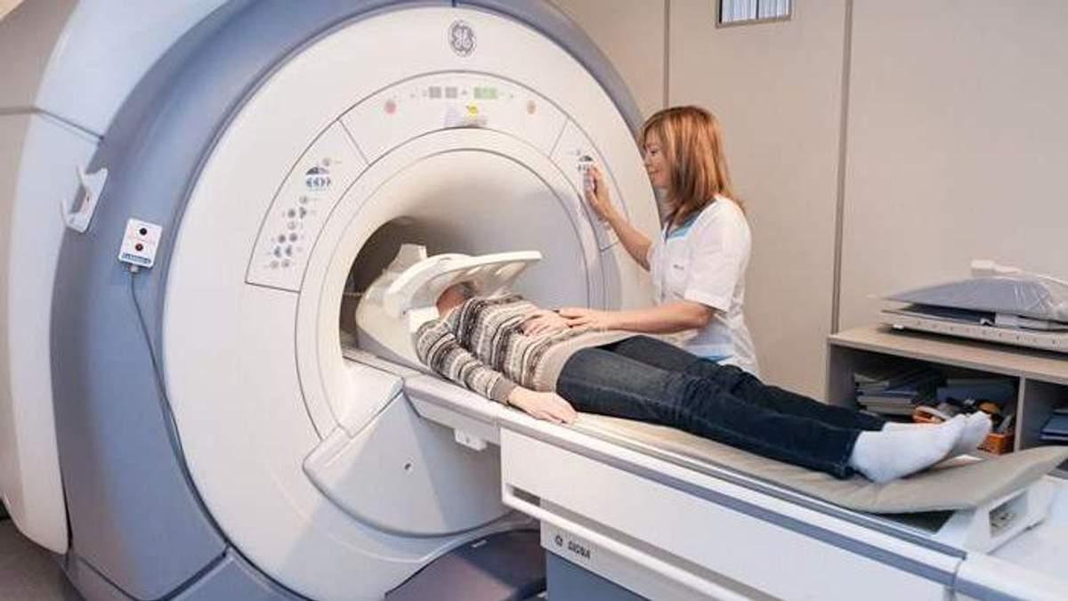 В Украине запретят препарат, который используют для проведения МРТ