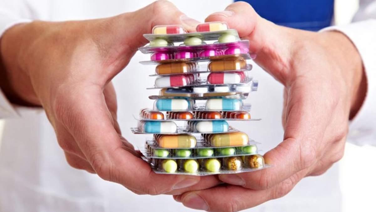 МОЗ закупило ліки, які будуть безкоштовними у лікарнях
