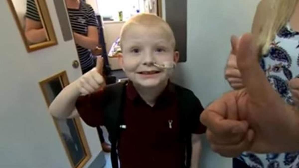 Хирурги провели уникальную операцию 7-летнему мальчику