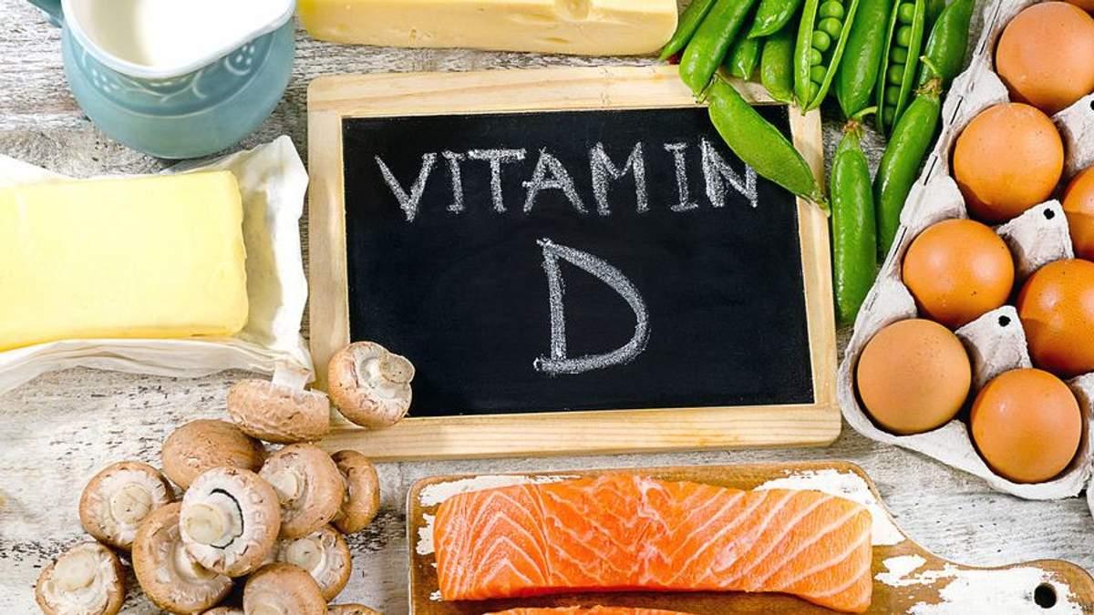Які хвороби спричиняє дефіцит вітаміну D