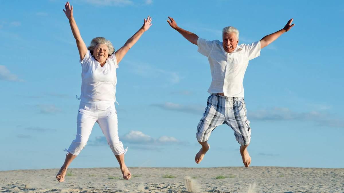 Вчені встановили фермент, який зупиняє процес старіння