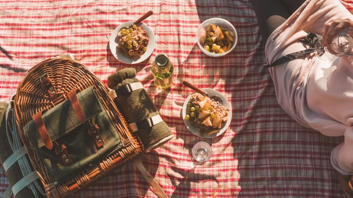 Как не отравиться на пикнике