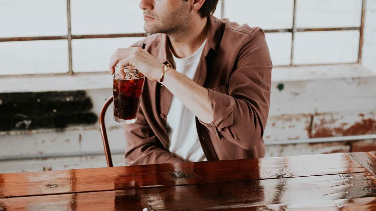 Вчені назвали напій, який є найкориснішим для чоловіків
