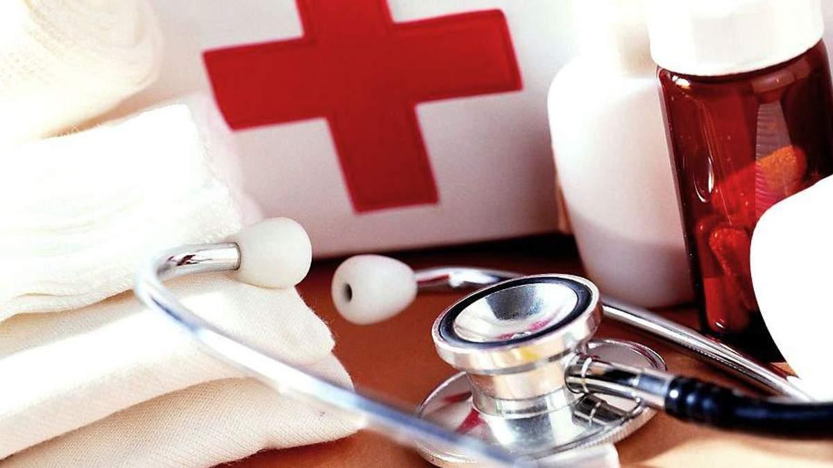 В Украине резко снизилась смертность от инфарктов