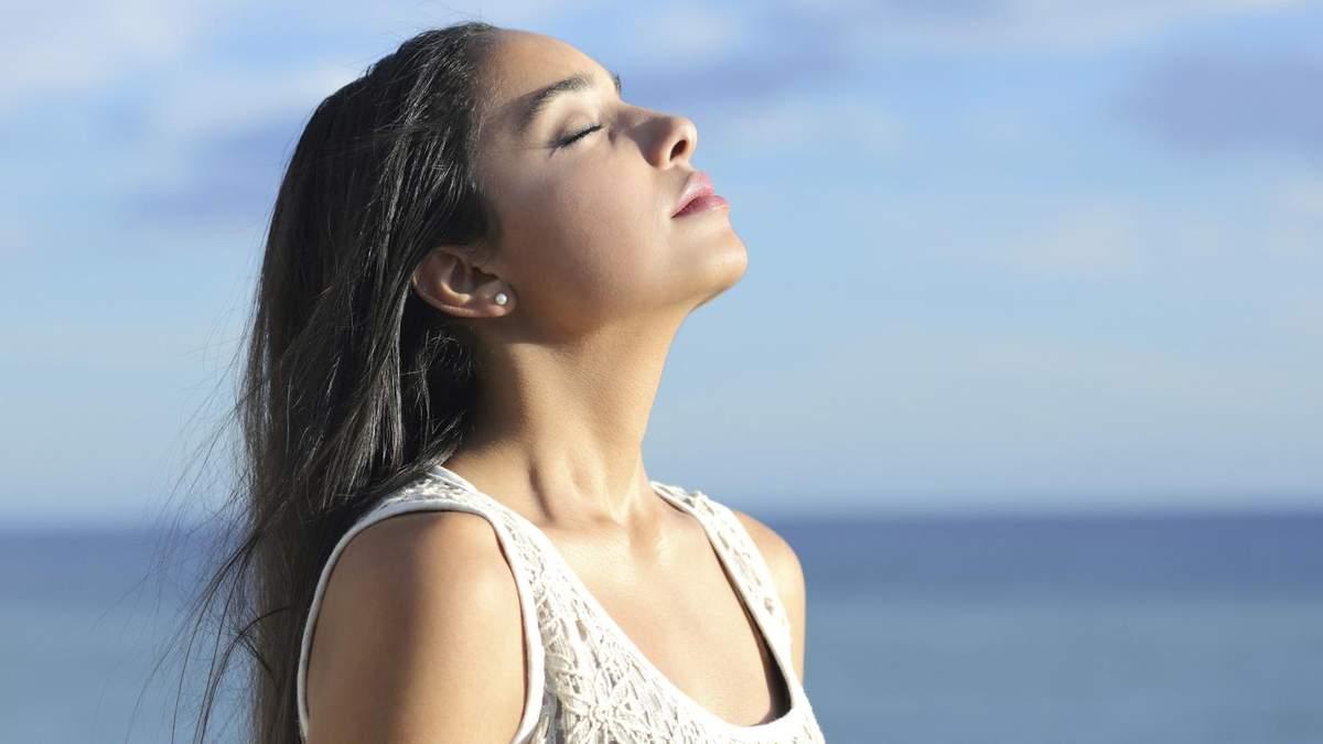 Як очистити легені за три дні