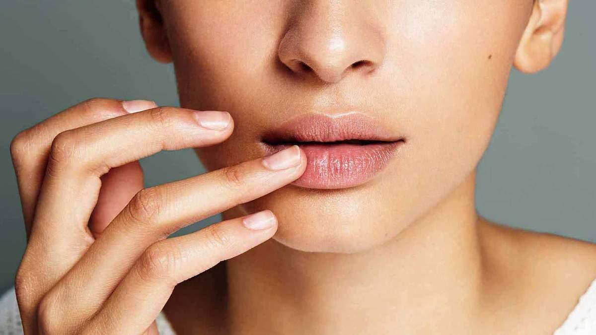 Як позбутись герпесу на губах: народні методи