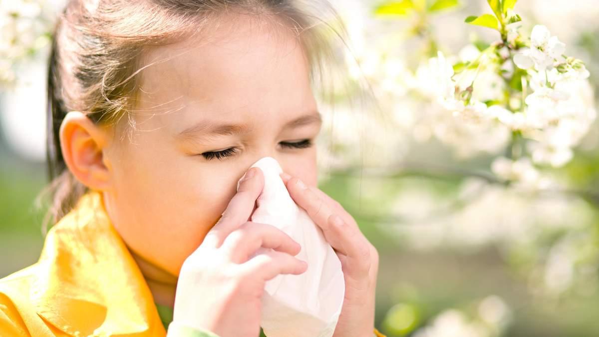10 весенних детских болезней
