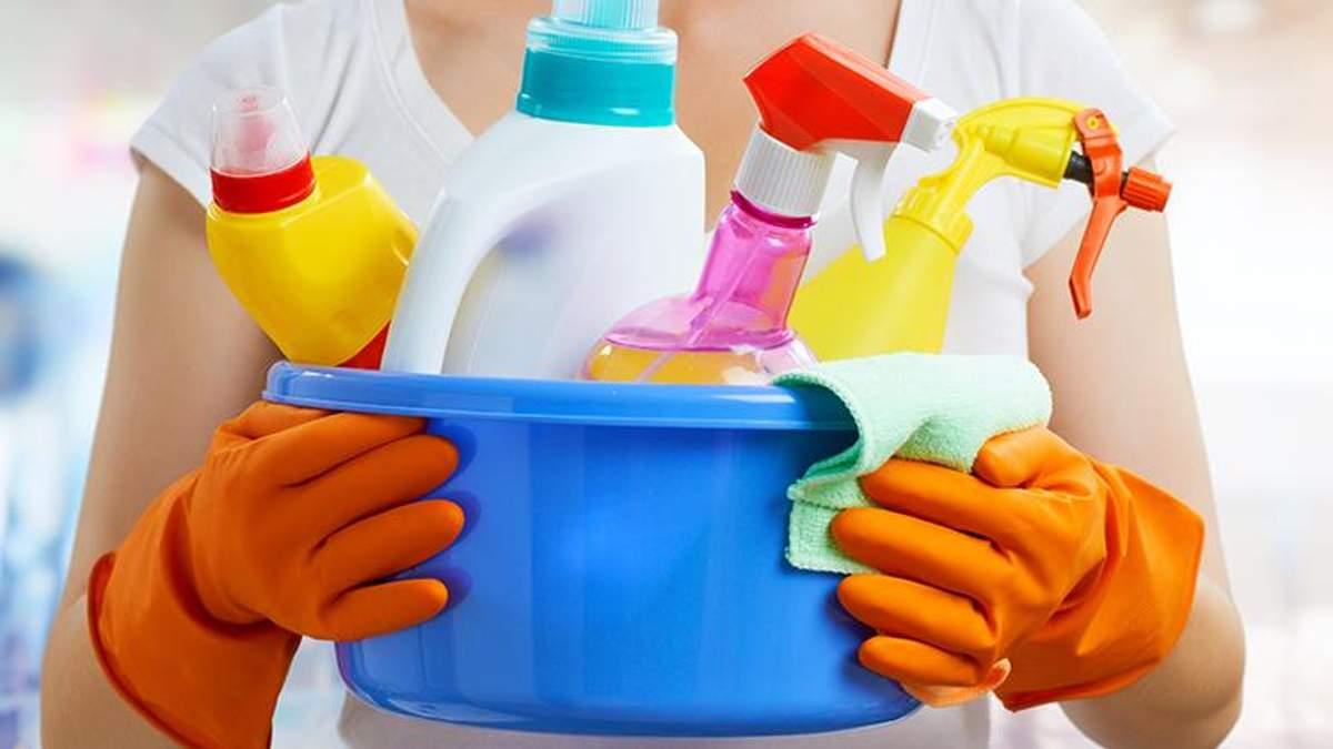 Чем опасны моющие средства для здоровья