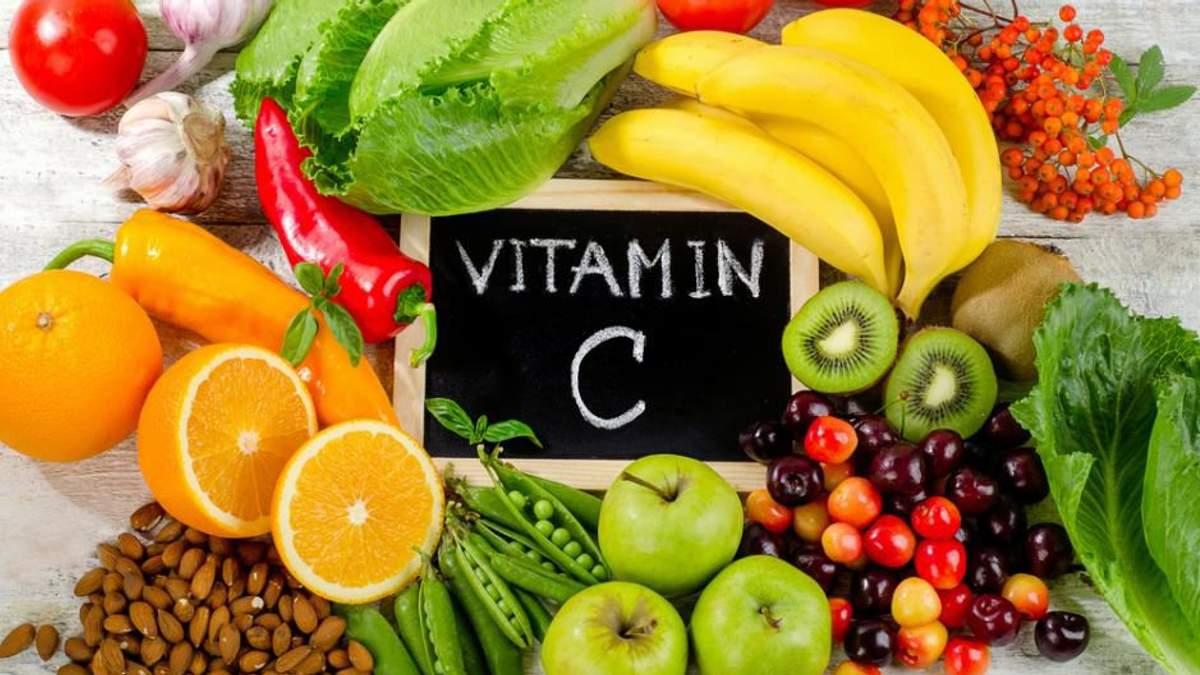 Вітамін С зміцнить судини