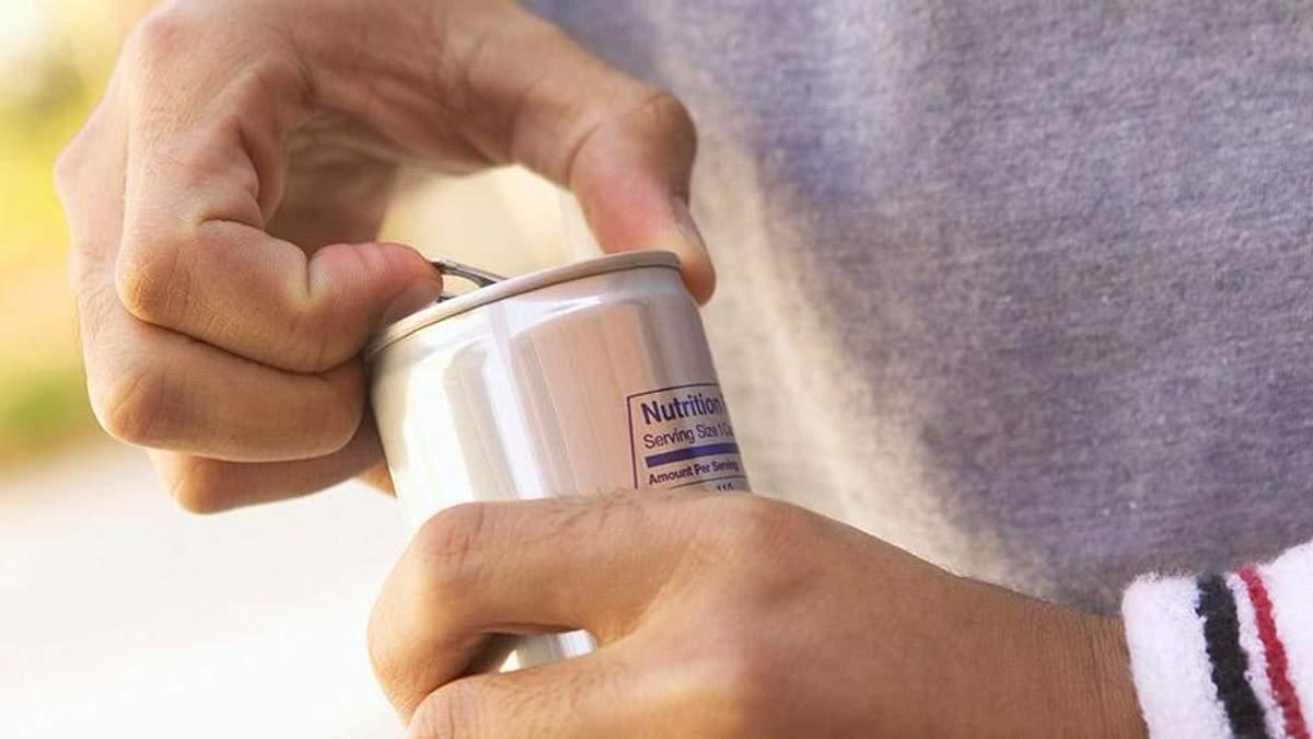 Энергетические напитки являются самыми вредными для здоровья