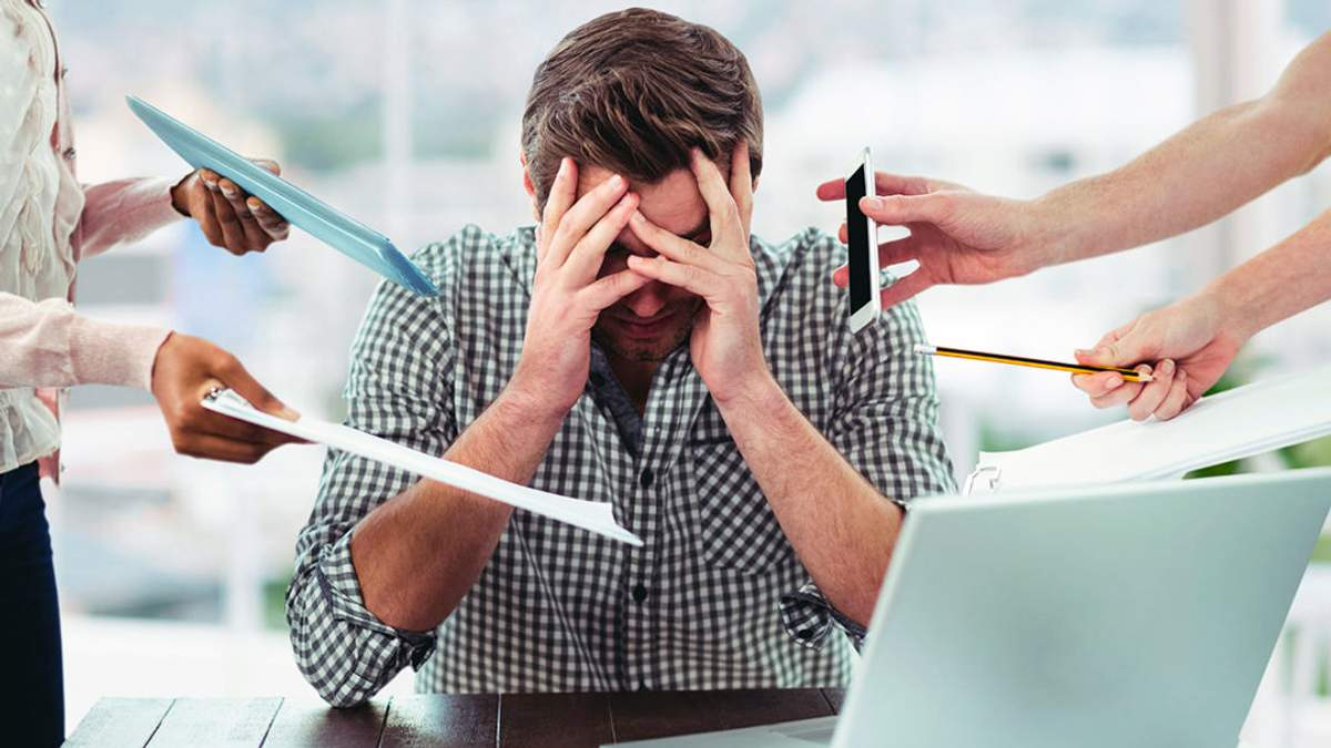 Як організм людини реагує на стрес: