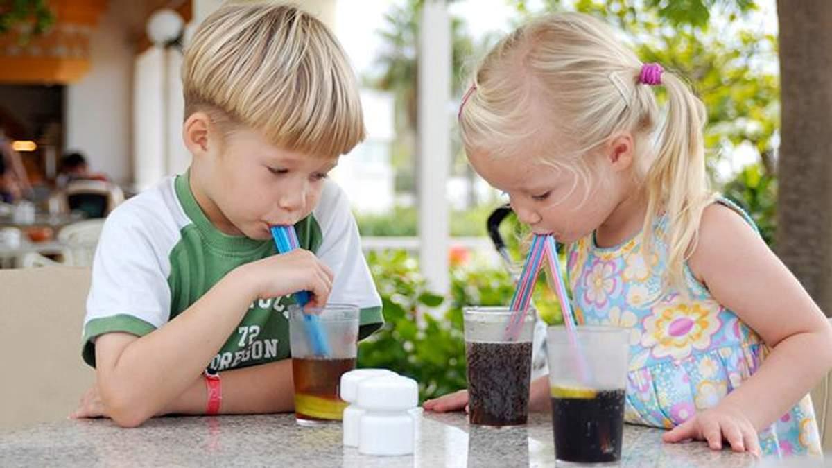 Діабет та ожиріння: Супрун назвала небезпечні напої для дітей