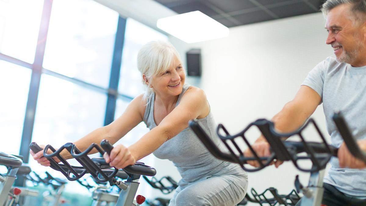 Супрун посоветовала, как заниматься спортом пожилым людям