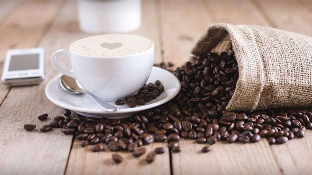 Кава: шкода та користь від напою