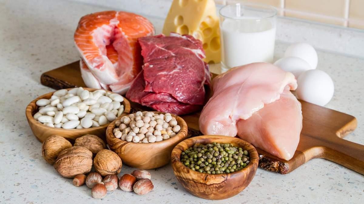 Употребление белка продлевает жизнь
