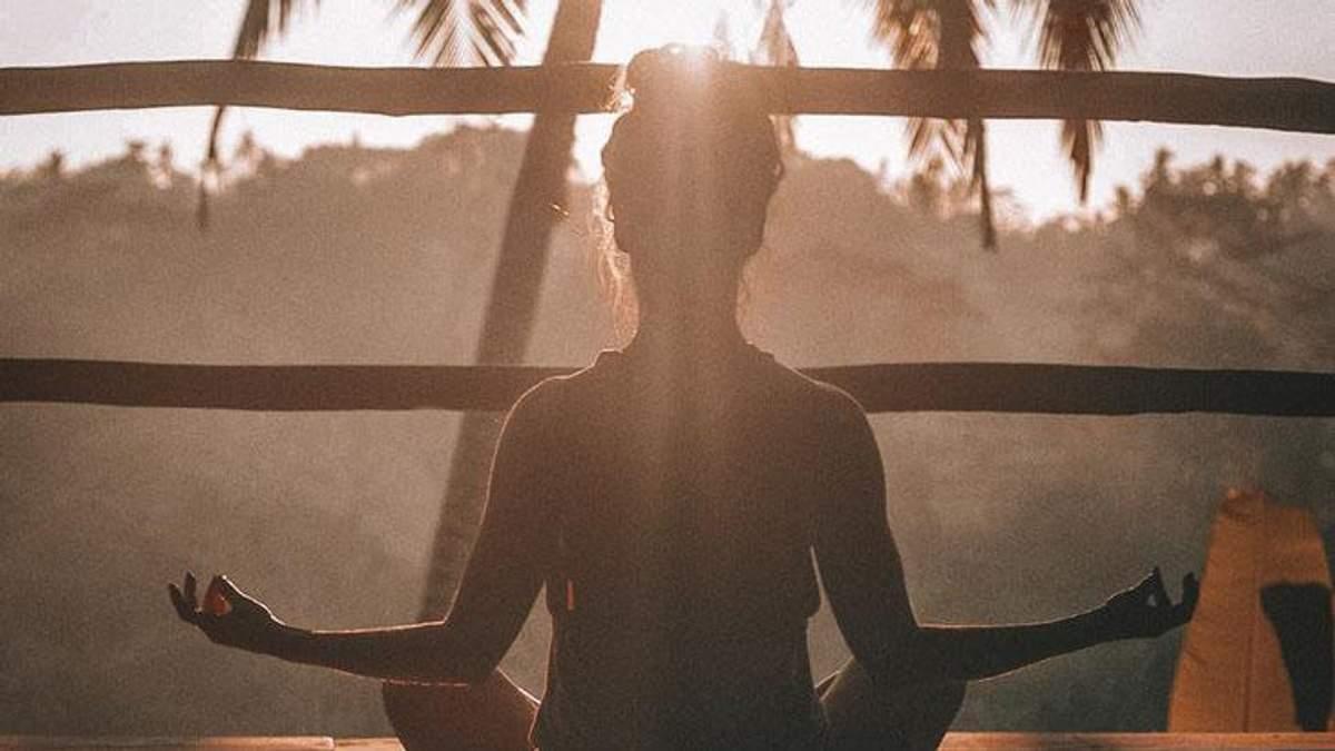 Науковці розповіли про користь медитації для організму людини