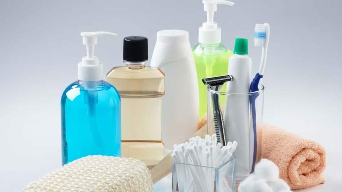 Шість гігієнічних засобів, якими не можна ділитися