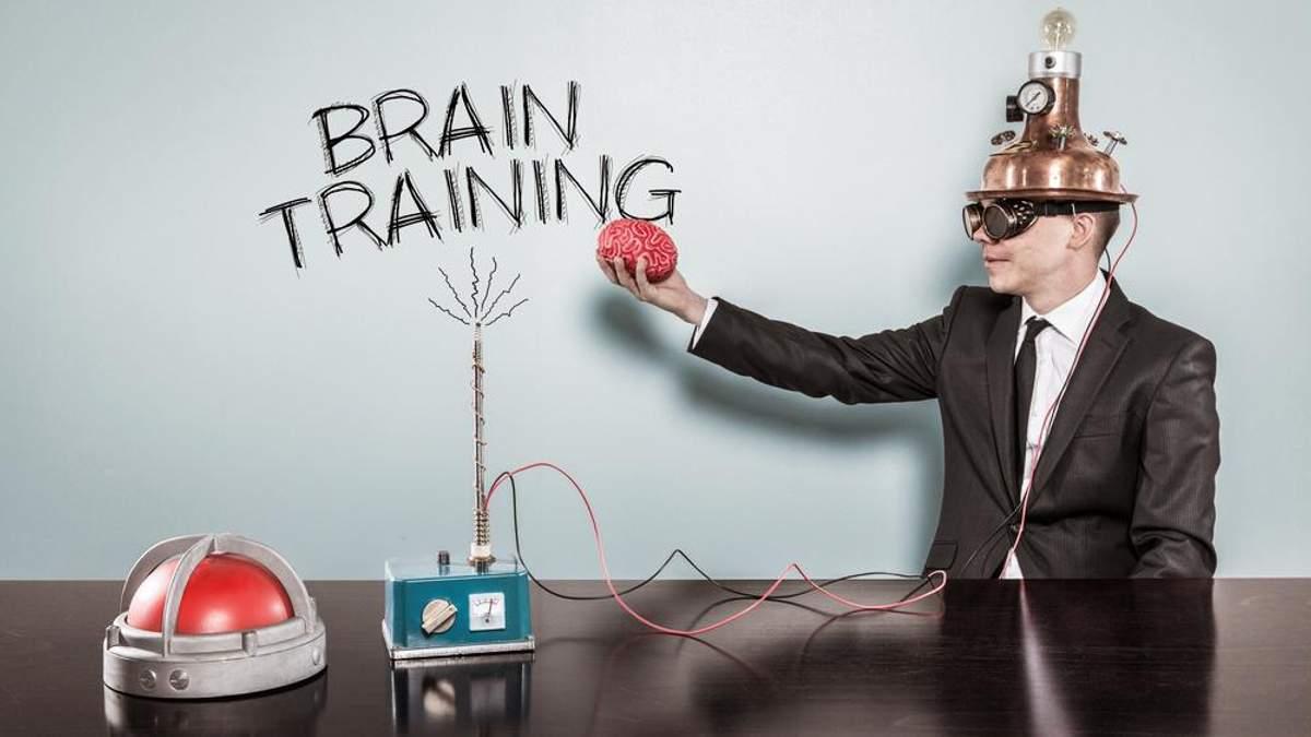 Упражнения для мозга уменьшают депрессию