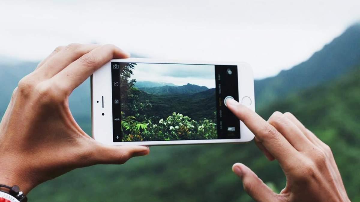 Експерти довели, що створення фотографій негативно впливає на пам'ять