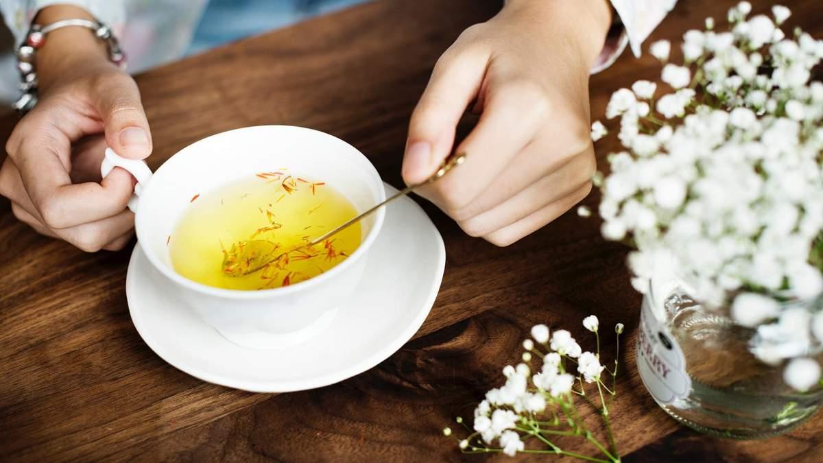 Вчені встановили, який чай може захистити від інфаркту