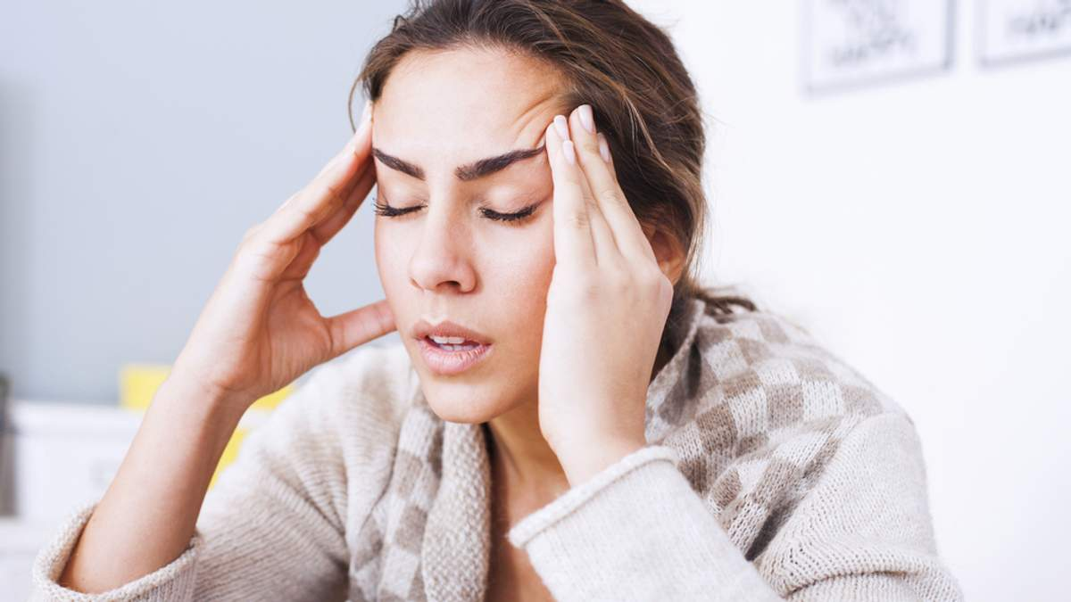 Основні симптоми мігрені, які не варто ігнорувати