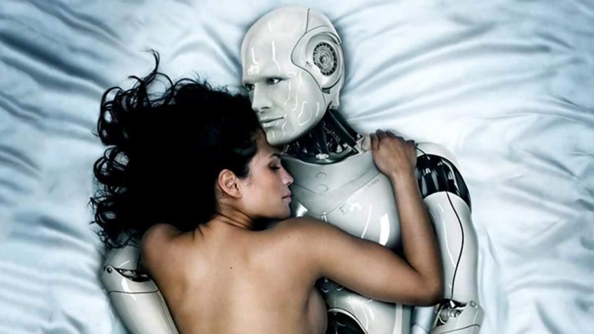 Вчені розвінчали міф про користь секс-роботів для здоров'я